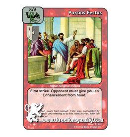 PC: Porcius Festus