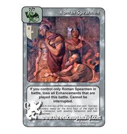 PC: Roman Spearmen
