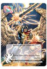 Promo: Angel of the Lord