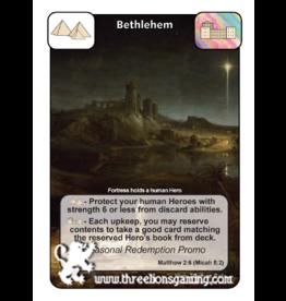 Promo: Bethlehem