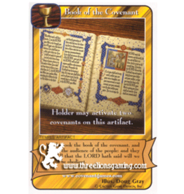 Promo: Book of the Covenant