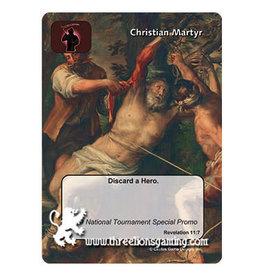 Promo: Christian Martyr (2019)