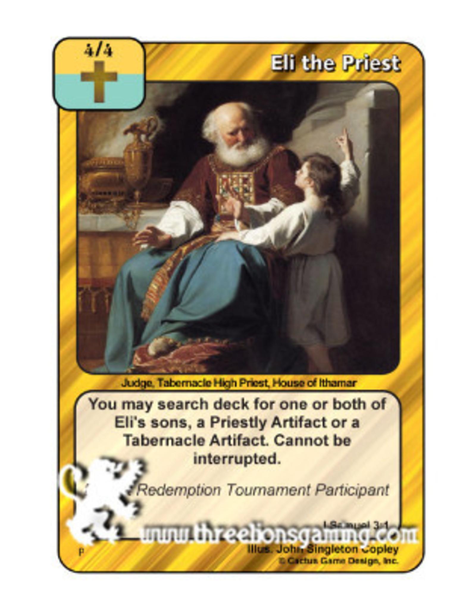 Promo: Eli the Priest