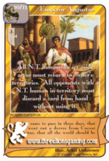 Promo: Emperor Augustus