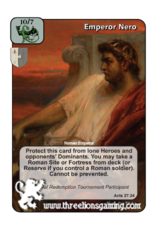 Promo: Emperor Nero