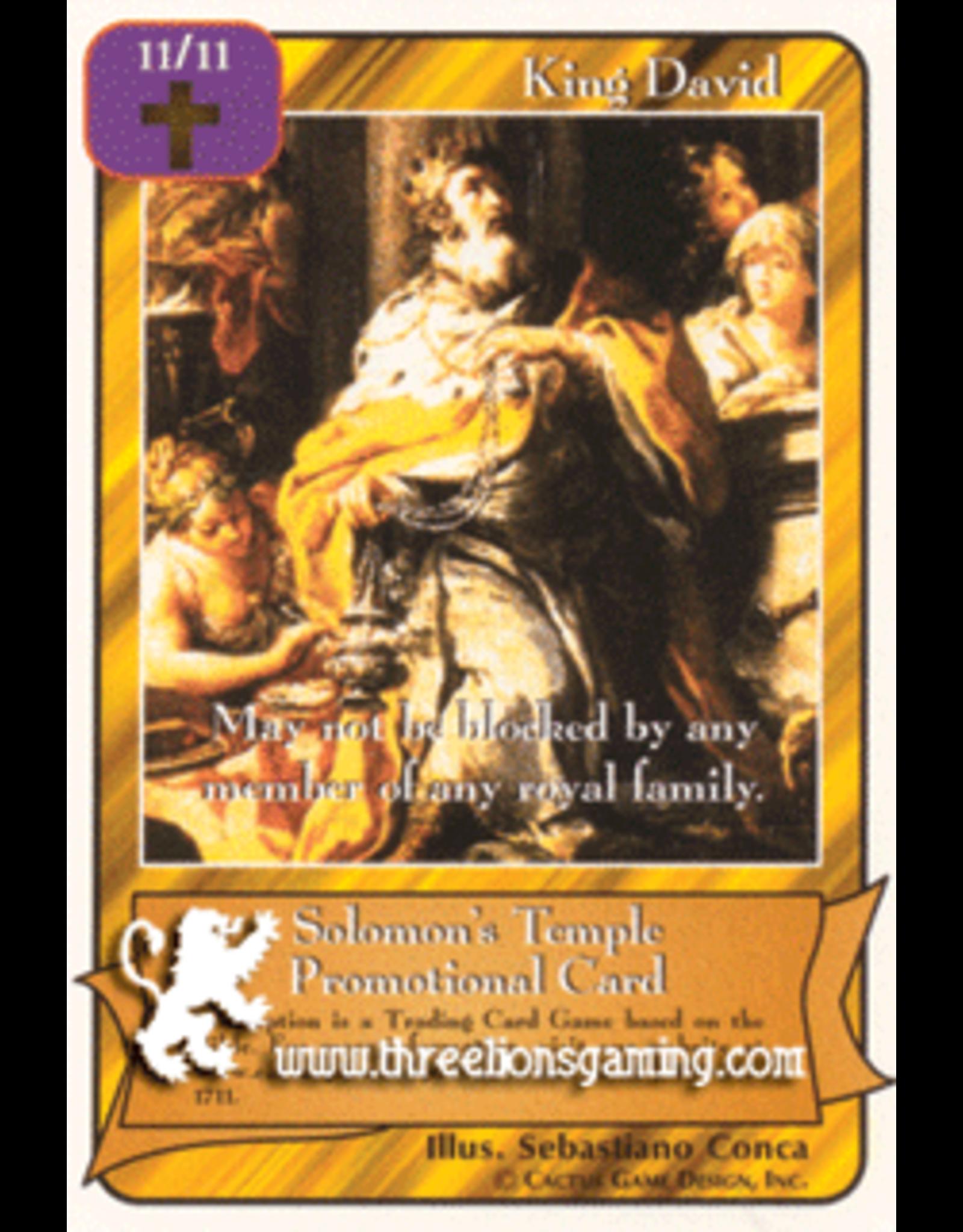 Promo: King David