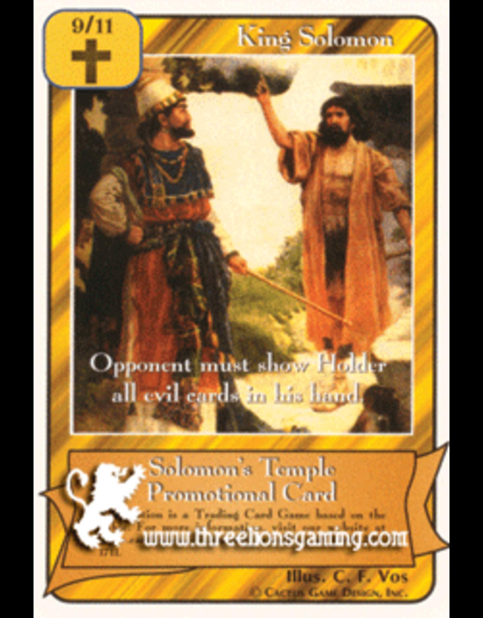 Promo: King Solomon
