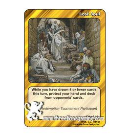 """Promo: Lost Soul """"Crowds"""" (Luke 5:15)"""