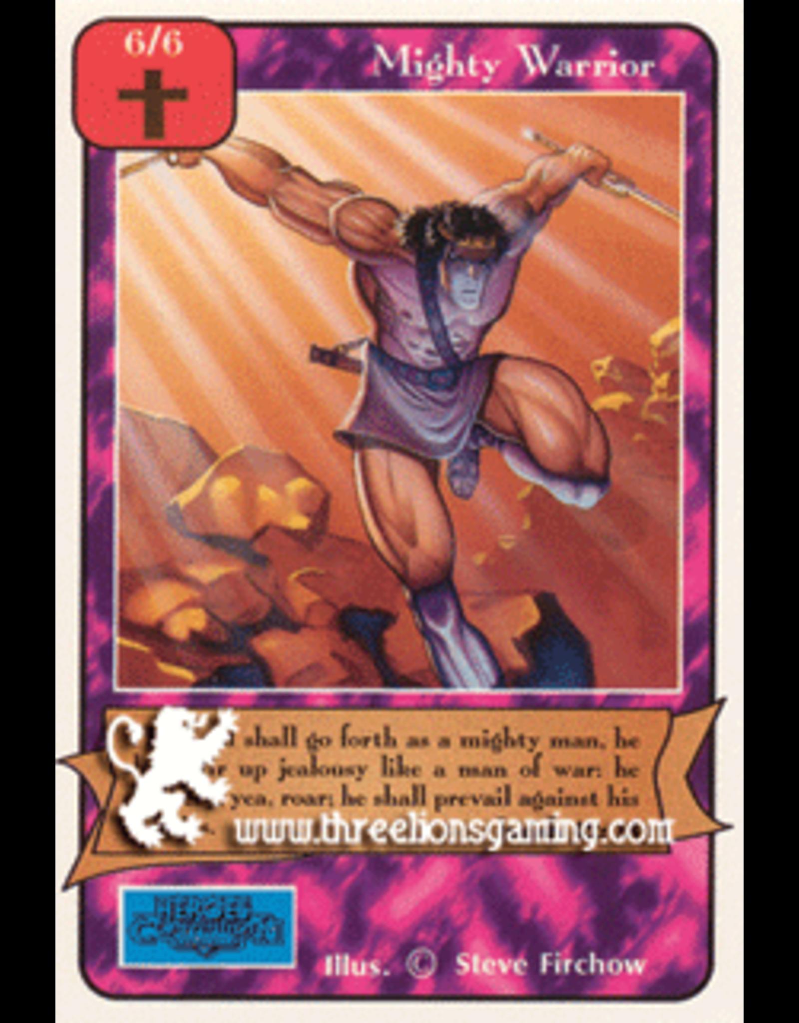 Mighty Warrior (P)