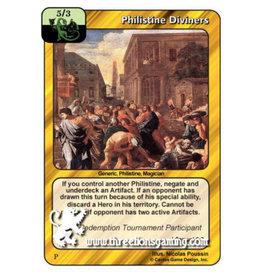 Promo: Philistine Diviners