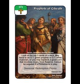 Promo: Prophets of Gibeath