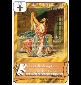 Promo: Shadrach (Hananiah)