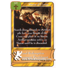 Promo: Simon of Cyrene
