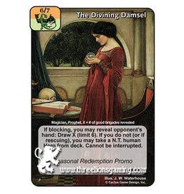 Promo: The Divining Damsel