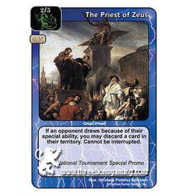 Promo: The Priest of Zeus