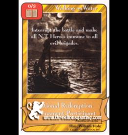 Promo: Walking on Water