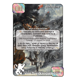 Promo: Whirlwind (Everlasting Ground)