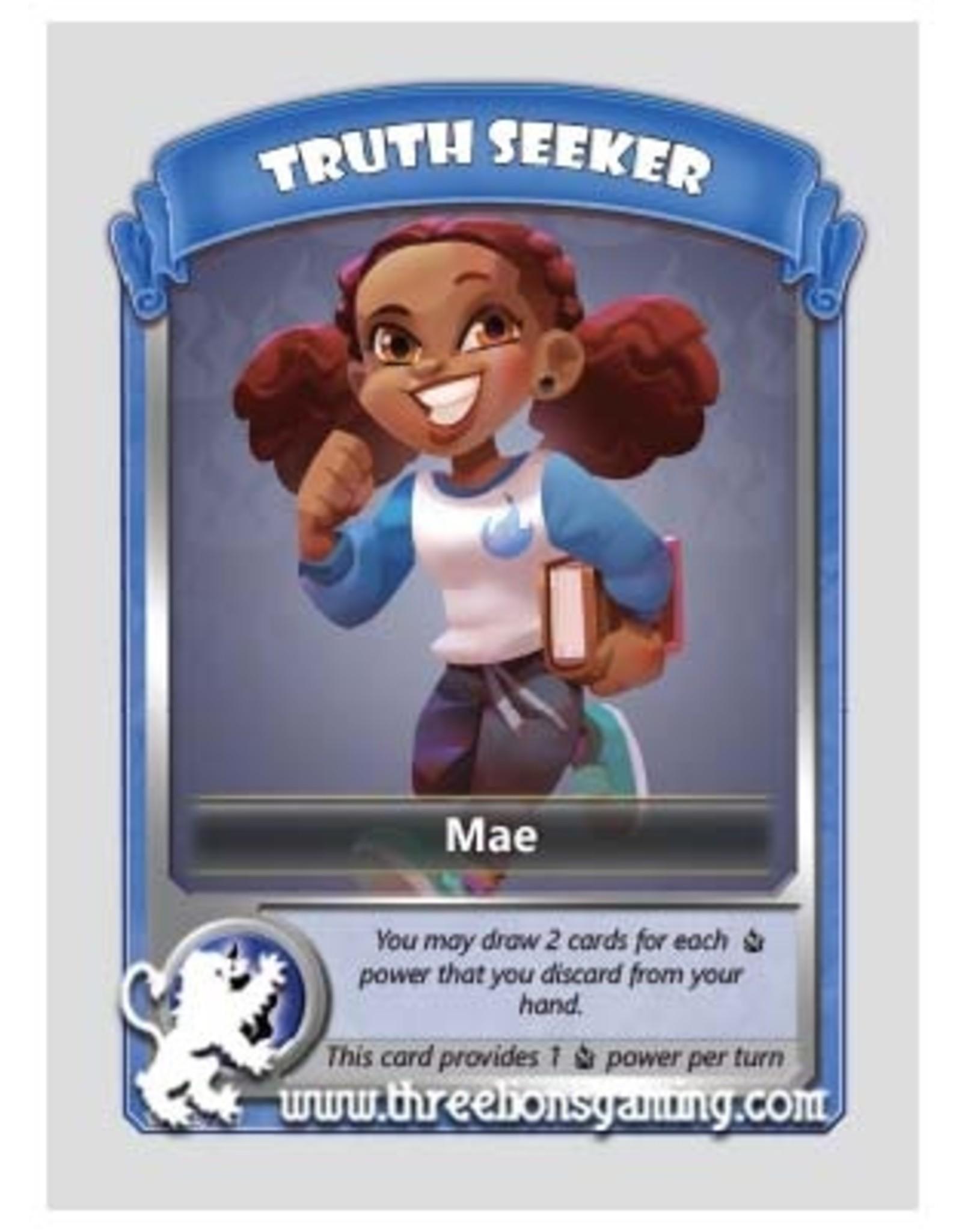 CT: Mae