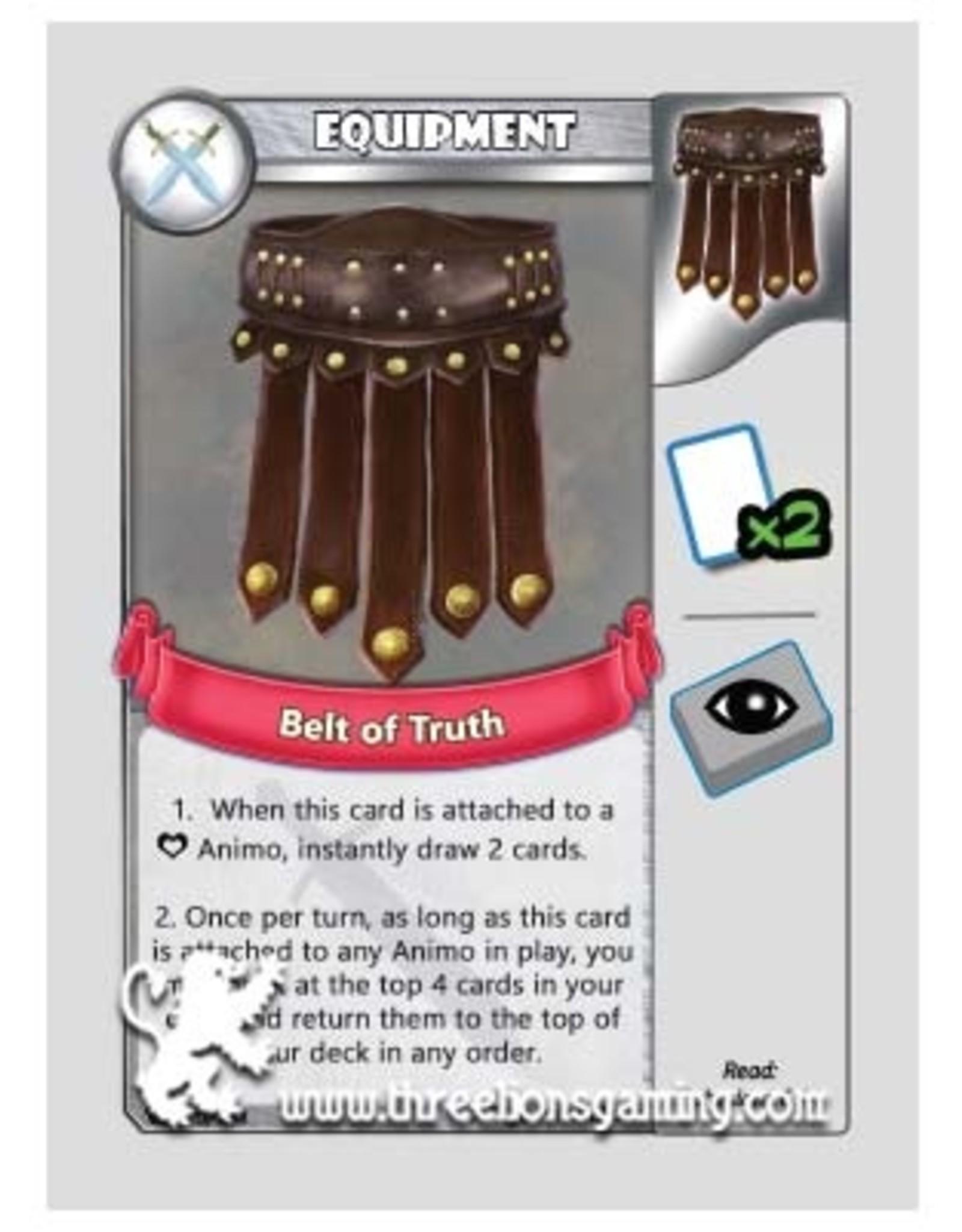 CT: Belt of Truth