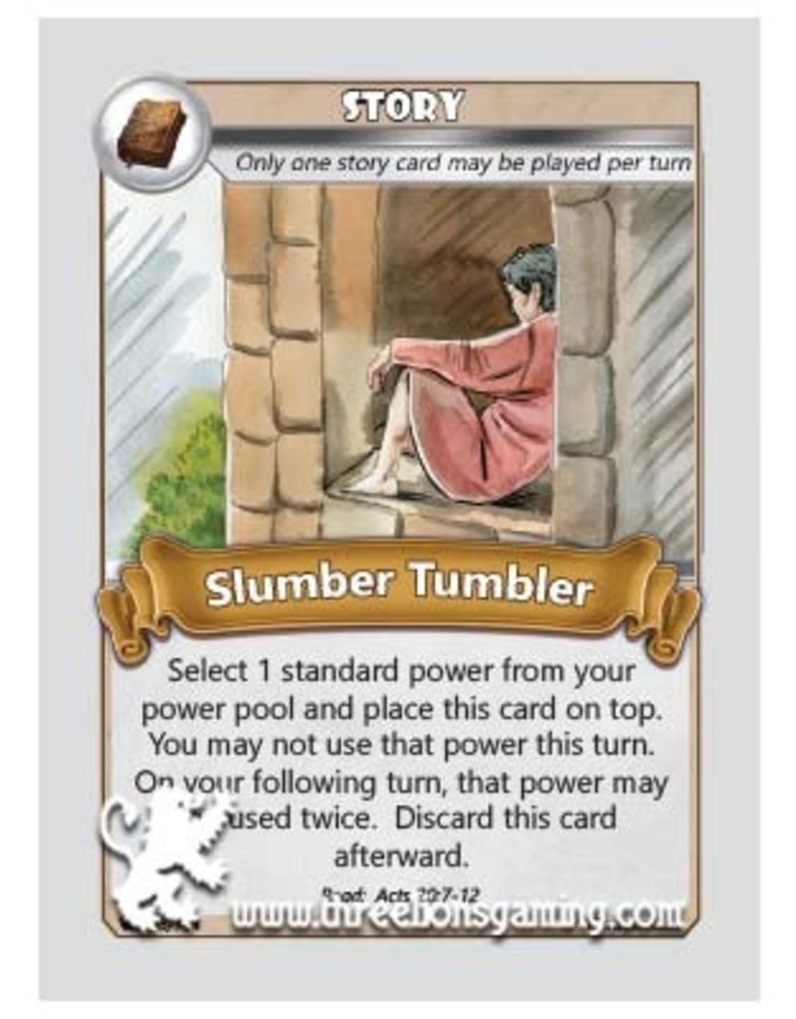 CT: Slumber Tumbler