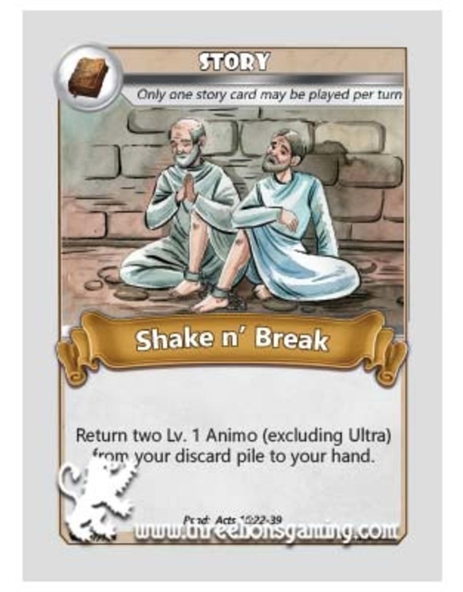 CT: Shake N' Break