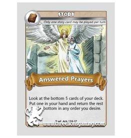 CT: Answered Prayers
