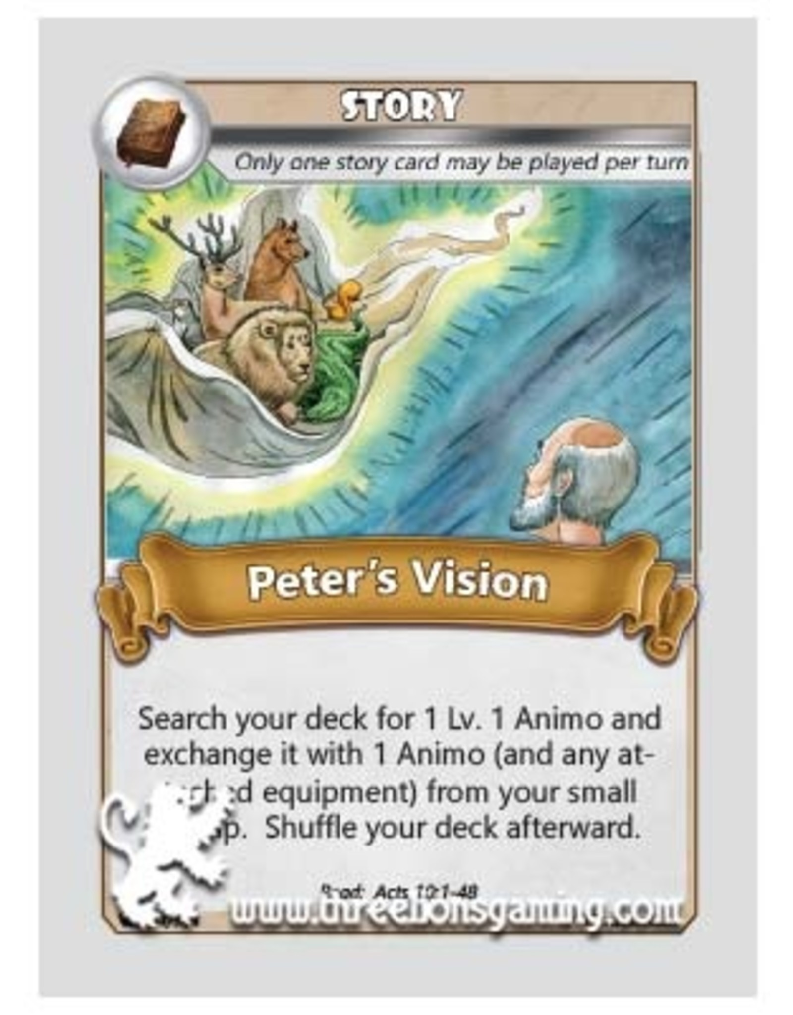 CT: Peter's Vision