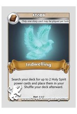 CT: Indwelling
