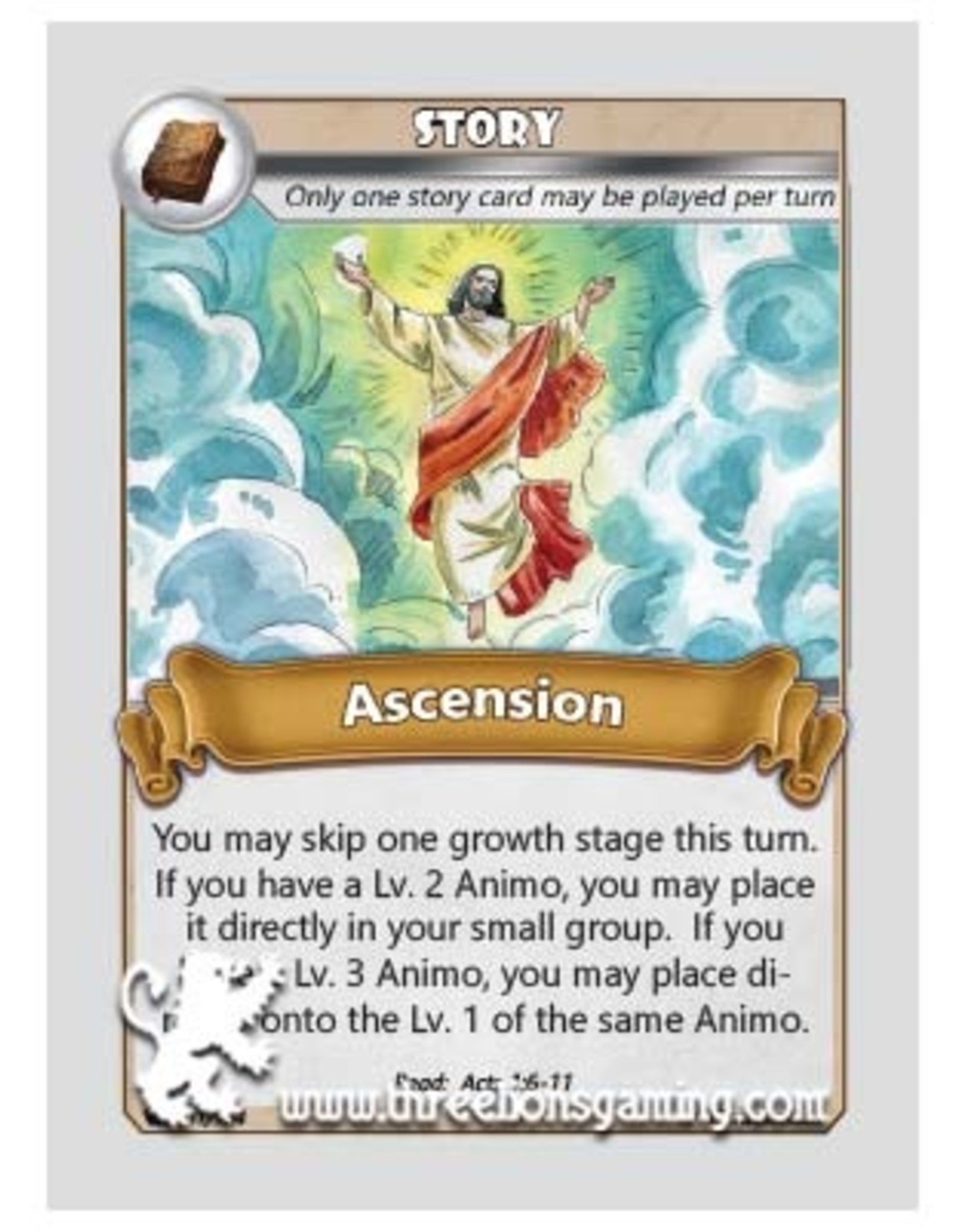 CT: Ascension