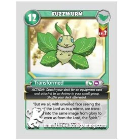 CT: Fuzzwurm, Level 3