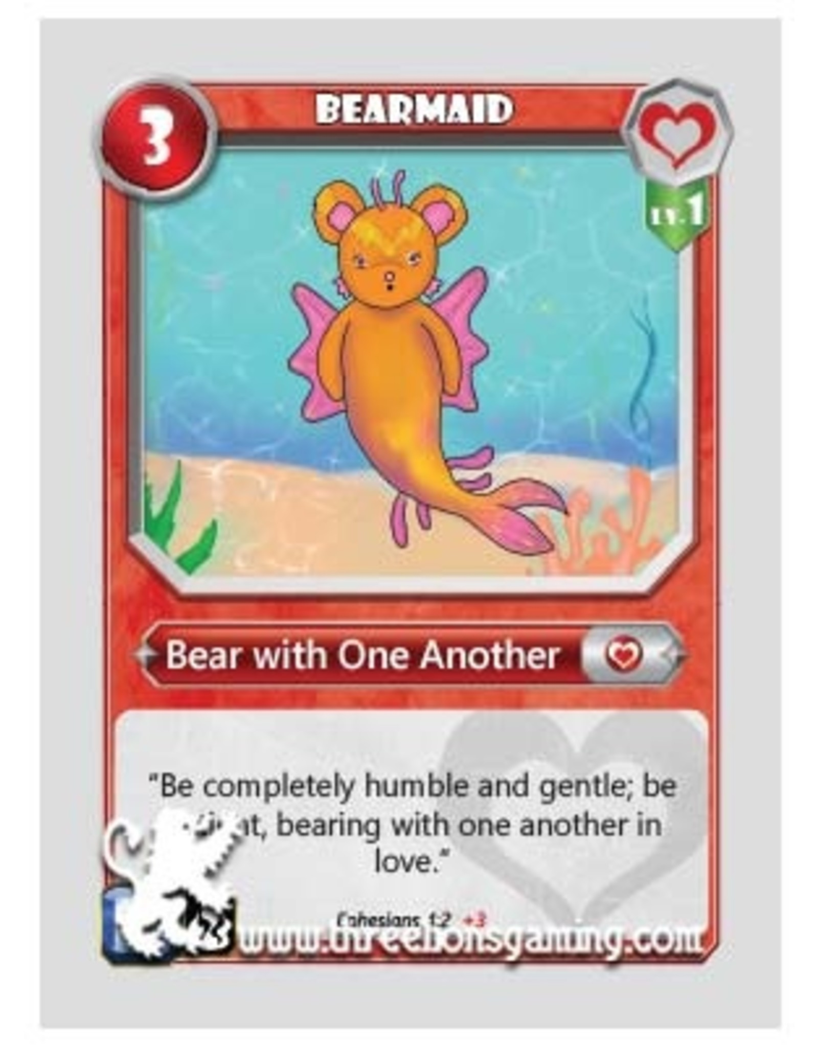 CT: Bearmaid