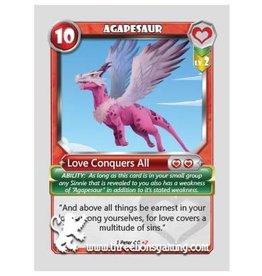 CT: Agapesaur, Level 2