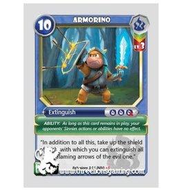CT: Armorino, Level 3