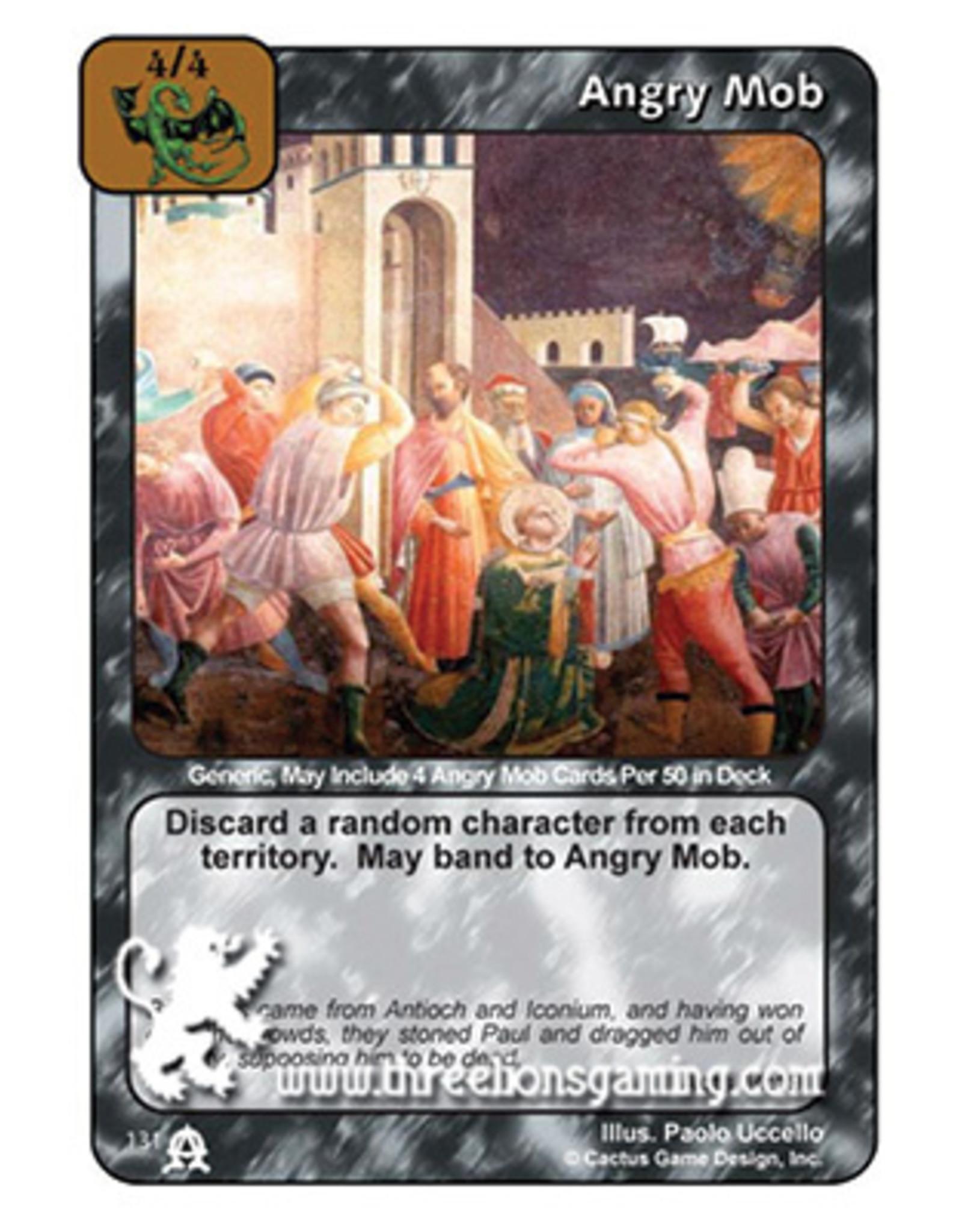 EC: Angry Mob