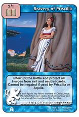 EC: Bravery of Priscilla