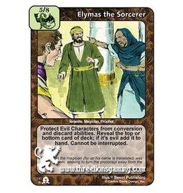 EC: Elymas the Sorcerer