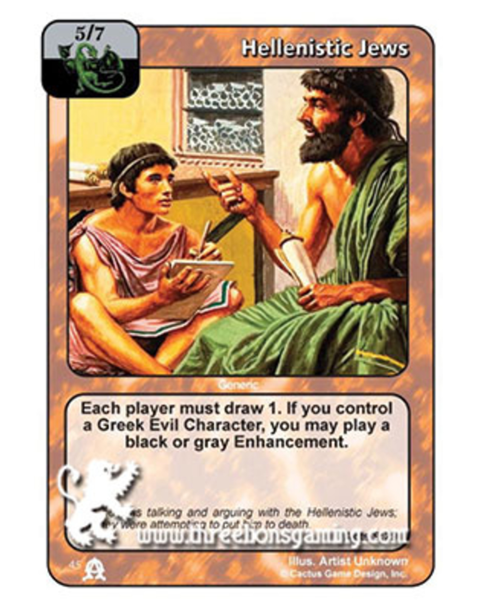 EC: Hellenistic Jews