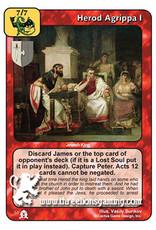 EC: Herod Agrippa I