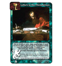 EC: Letters to the Thessalonians