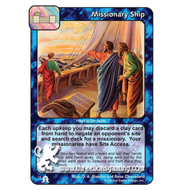 EC: Missionary Ship