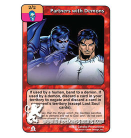EC: Partners with Demons