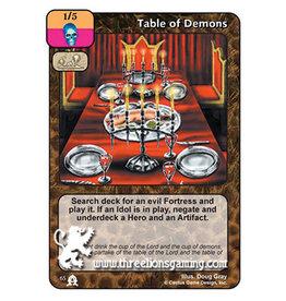 EC: Table of Demons