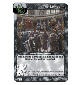 EC: The Sanhedrin