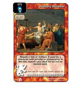 EC: Worldly Wisdom