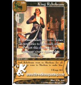 Di: King Rehoboam