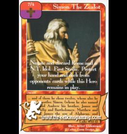 Di: Simon the Zealot