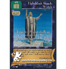 TexP: Habakkuk Stands Watch