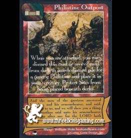 TexP: Philistine Outpost