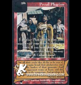 TexP: Proud Pharisee