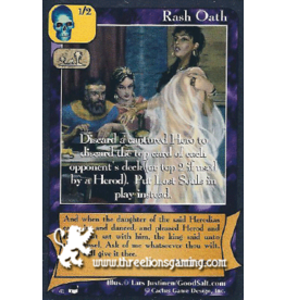 TexP: Rash Oath